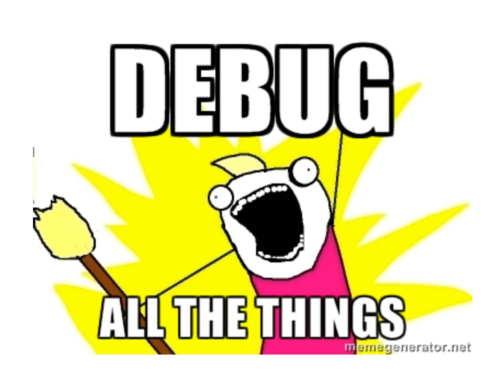 Node Debugging · Today I Learned